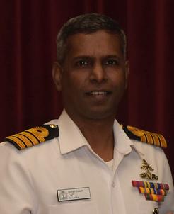 Captain ND Rohan Joseph