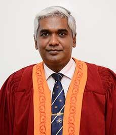 Dr A H Lakmal