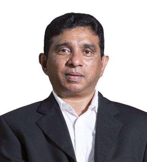 Dr Ajith Pasqual