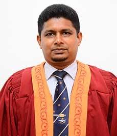 Dr TMRMB Samarakoon
